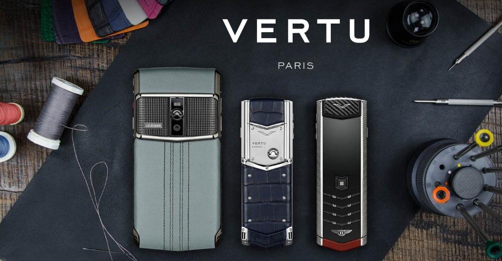Ремонт Vertu, обслуживание запчасти